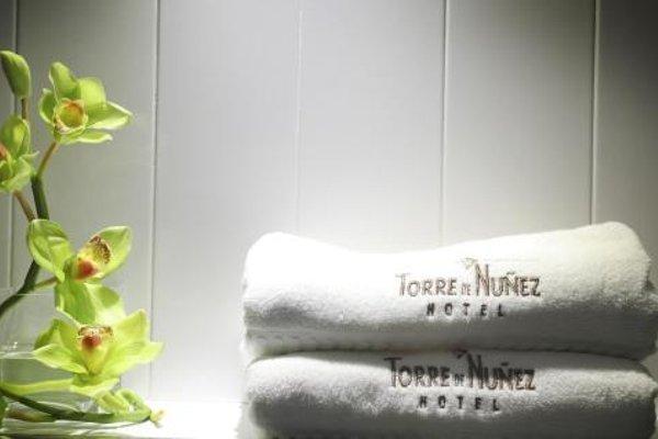 Hotel Torre de Nunez - фото 5