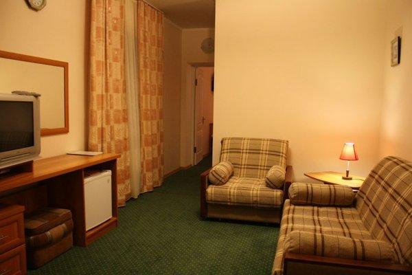 Отель Чайка - фото 4