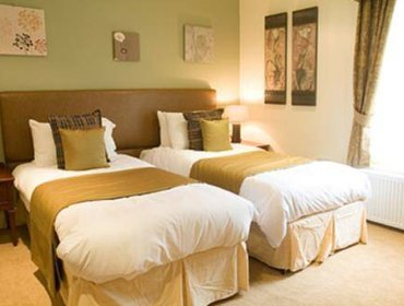 Гестхаус The Dibbinsdale Inn