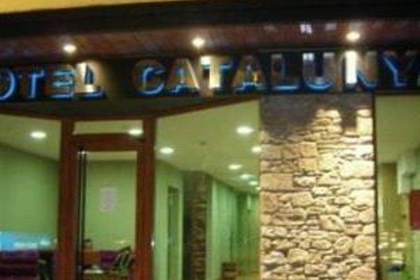 Hotel Catalunya - фото 14