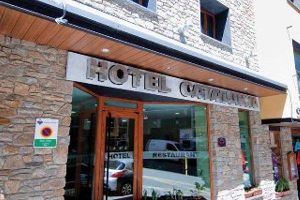 Hotel Catalunya - фото 19