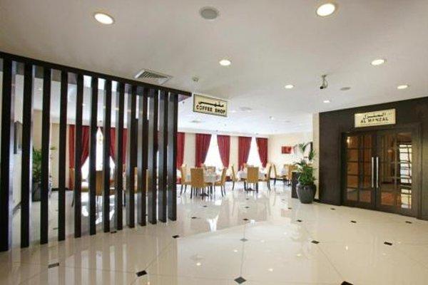 London Suites Hotel - фото 18