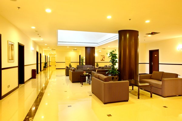 London Suites Hotel - фото 20