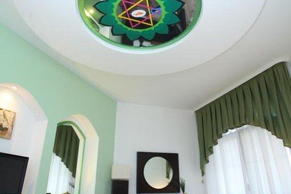 Арт-Отель Нирвана - фото 16
