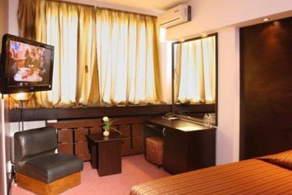 Madara Hotel - фото 5