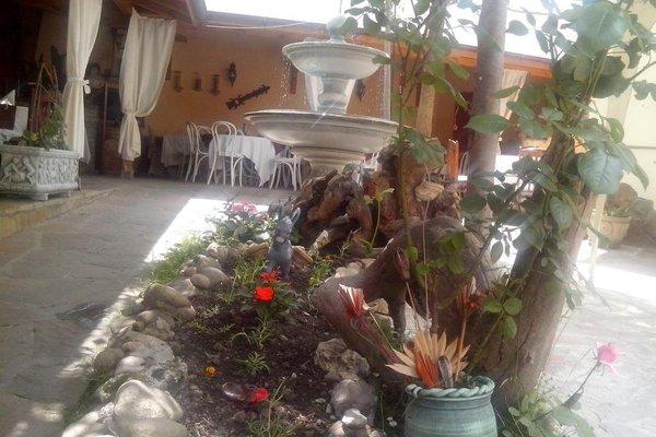 Boutique hotel The Castle - фото 20