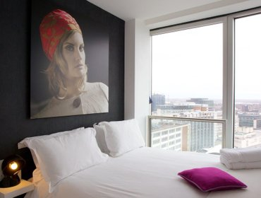 Апартаменты Staying Cool At Rotunda, Birmingham - Serviced Apartments