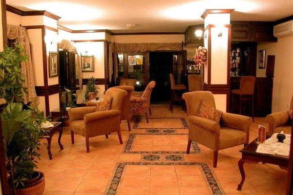 Отель Bellapais Monastery Village - фото 9