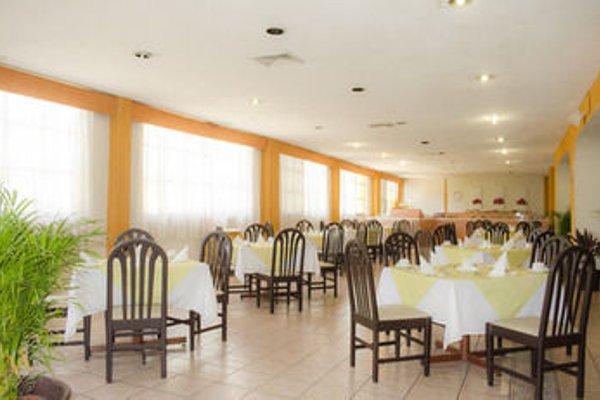 Casa Real Zacatecas - фото 14