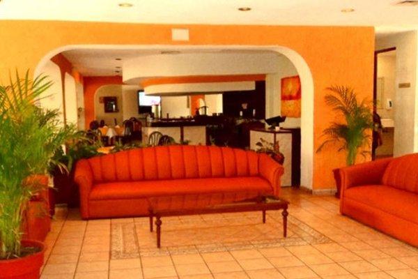 Casa Real Zacatecas - фото 8