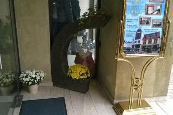 Отель Vega, победитель конкурса «Бутик-отель 2011» - 11