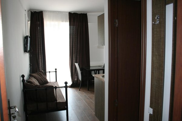 Отель Mgzavrebi Bakuriani - фото 11