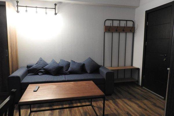 Отель Mgzavrebi Bakuriani - фото 17