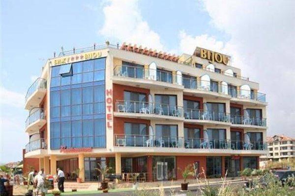 Отель Бижу - фото 20