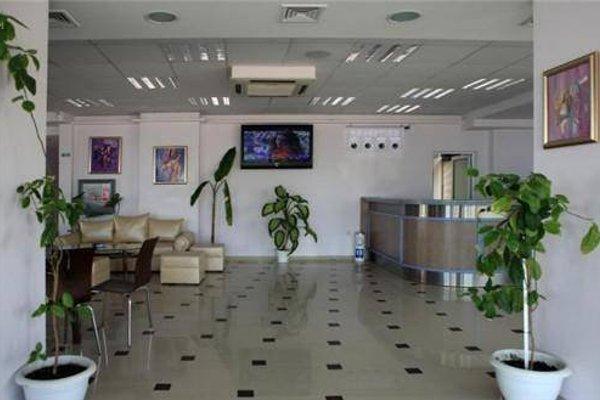 Отель Бижу - фото 8