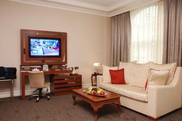 Отель Batumi World Palace - фото 7