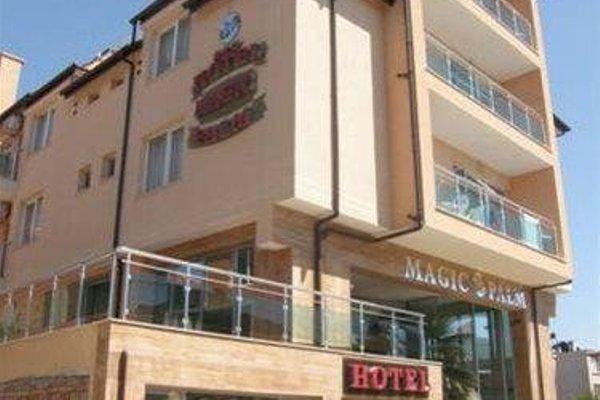 Отель «Маджик Палм» - фото 20