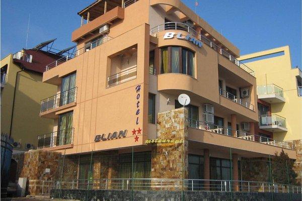 Семейный отель Блян - фото 22