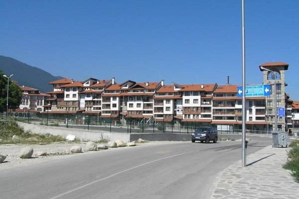 Bansko Royal Towers Apartment - фото 21