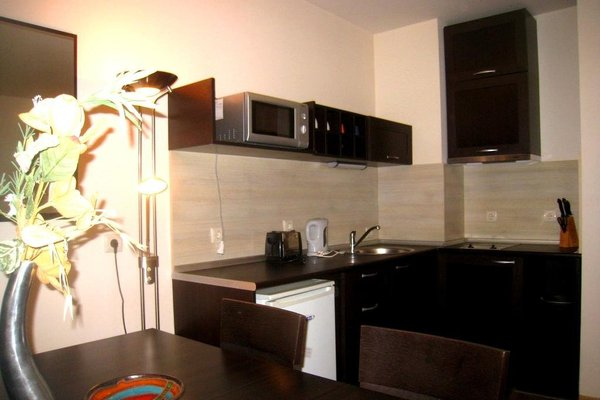 Bansko Royal Towers Apartment - фото 9