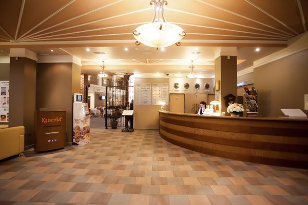 Отель «Heliopark Kaiserhof» - фото 14