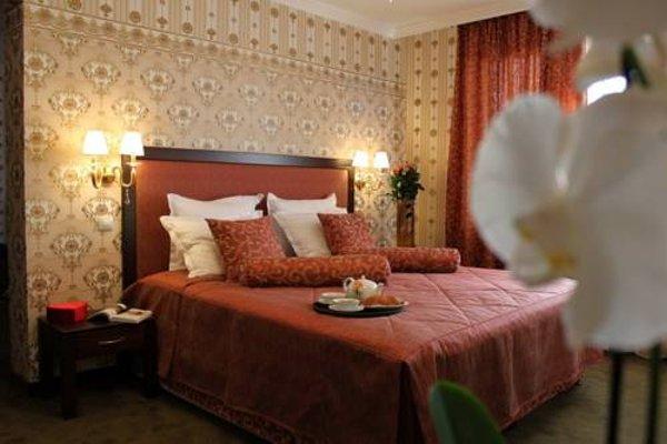 Отель Цариград - фото 17