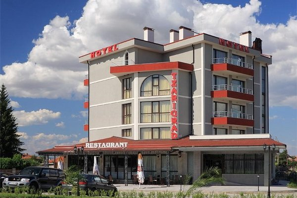 Отель Цариград - фото 15