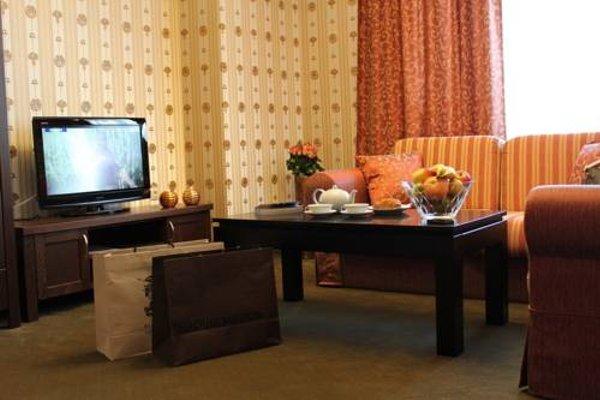 Отель Цариград - фото 5