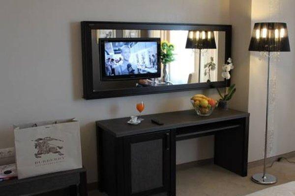 Отель Цариград - фото 6