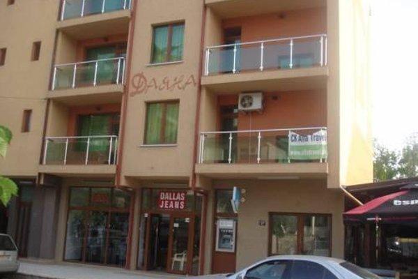 Семейный Отель Даяна - фото 21