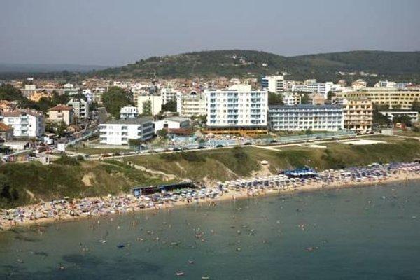 Perla Beach Hotel Iii - фото 6