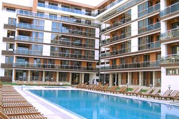 Pomorie Bay Apartments and Spa - фото 51