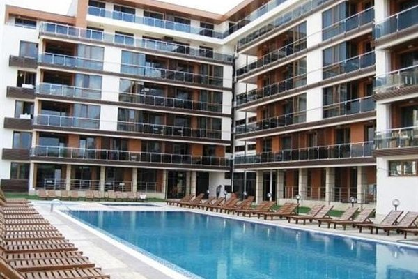 Pomorie Bay Apartments and Spa - фото 22