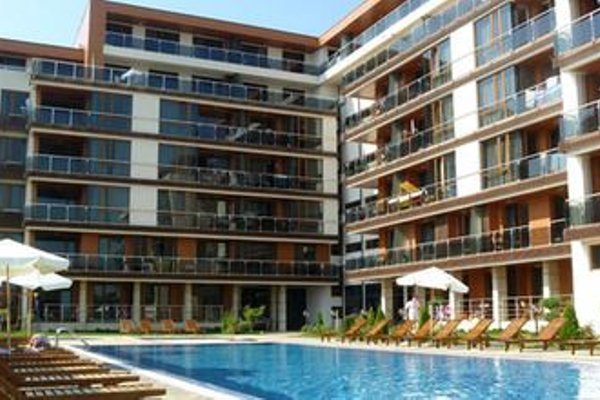 Pomorie Bay Apartments and Spa - фото 23