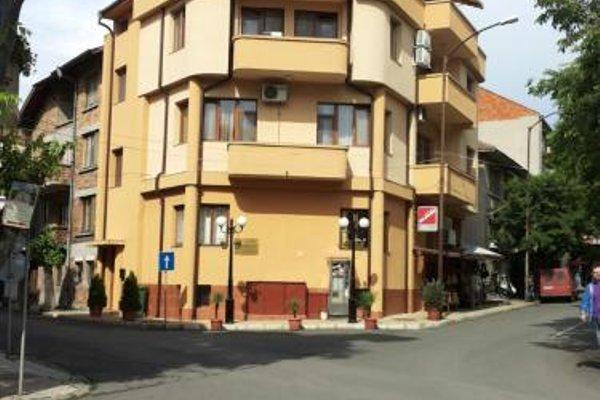 Hristovi Apartments & Studios - фото 35