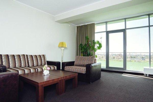 Апарт-отель Золотой Затон - фото 13
