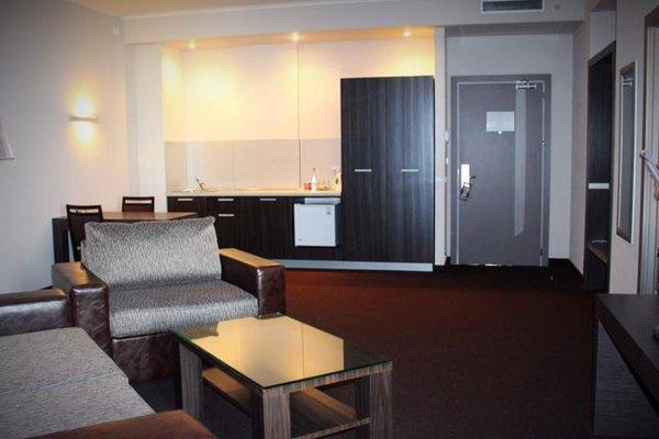 Апарт-отель Золотой Затон - фото 22