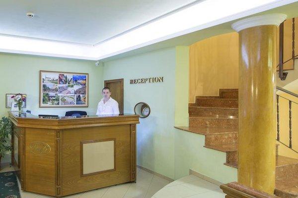 Отель Дафи - фото 18