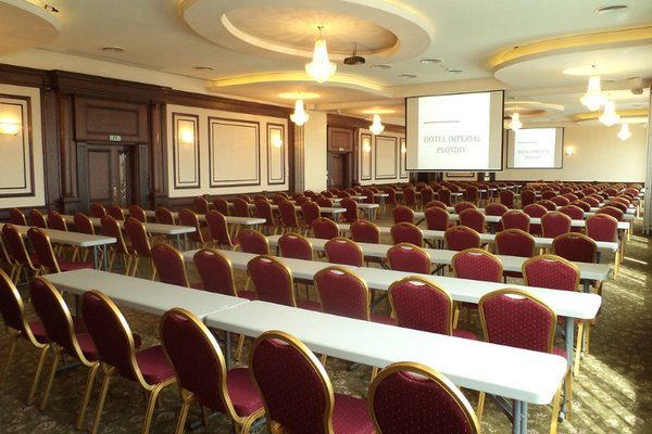 Империал Пловдив Хотел и СПА (Imperial Plovdiv Hotel & SPA) - фото 16