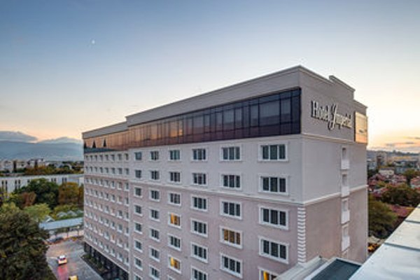 Империал Пловдив Хотел и СПА (Imperial Plovdiv Hotel & SPA) - фото 23