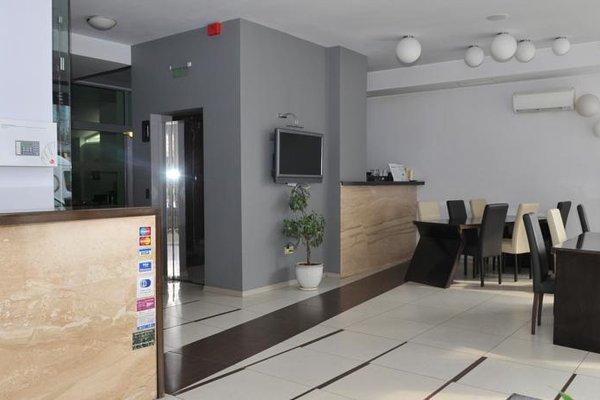 Отель Норд - фото 14