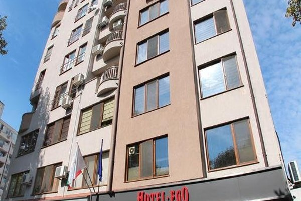 Отель Его - фото 22