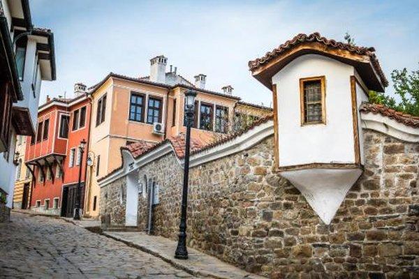 Бизнес Отель Пловдив - фото 22