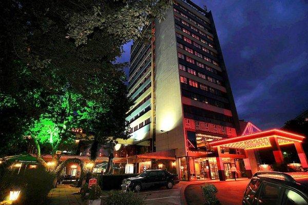 Отель Лайпциг - фото 23