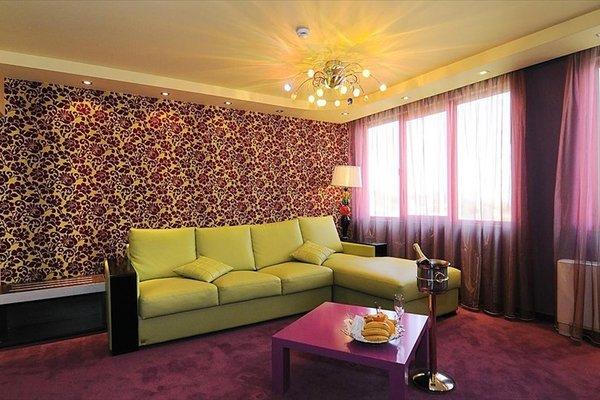 Отель Лайпциг - фото 5