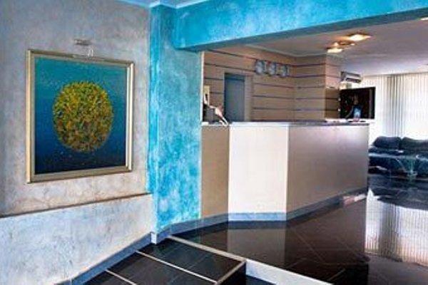 Отель Метропол - фото 17