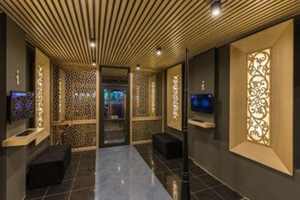 Отель Метропол - фото 18