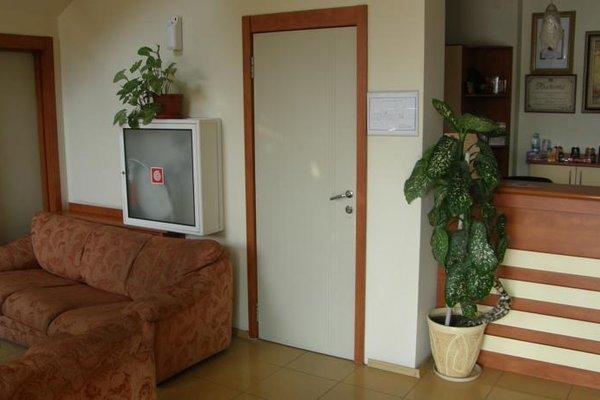 Отель Филипополис - фото 17