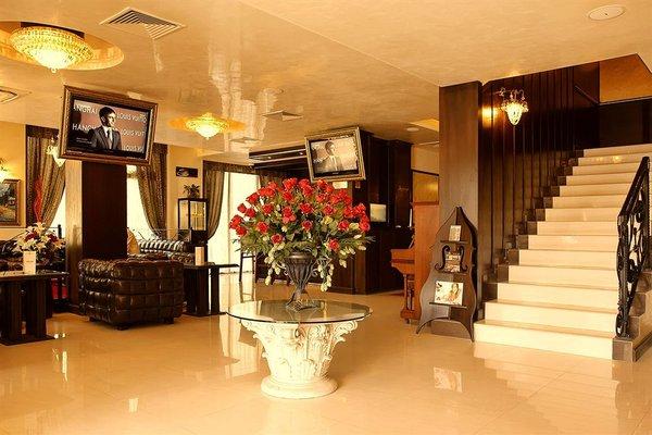 Парк Хотел Пловдив (Park Hotel Plovdiv) - фото 15