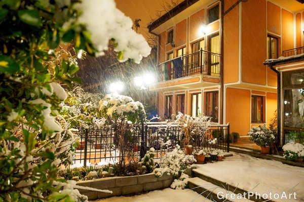 Hotel Alafrangite (Хотел Алафрангите) - фото 21
